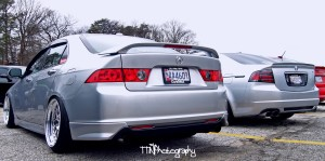 Fellow TSX owner...so sick.